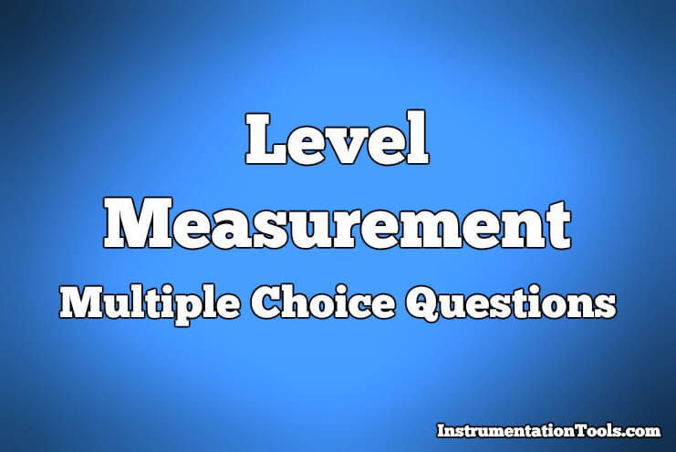 Level Measurement Multiple Choice Questions