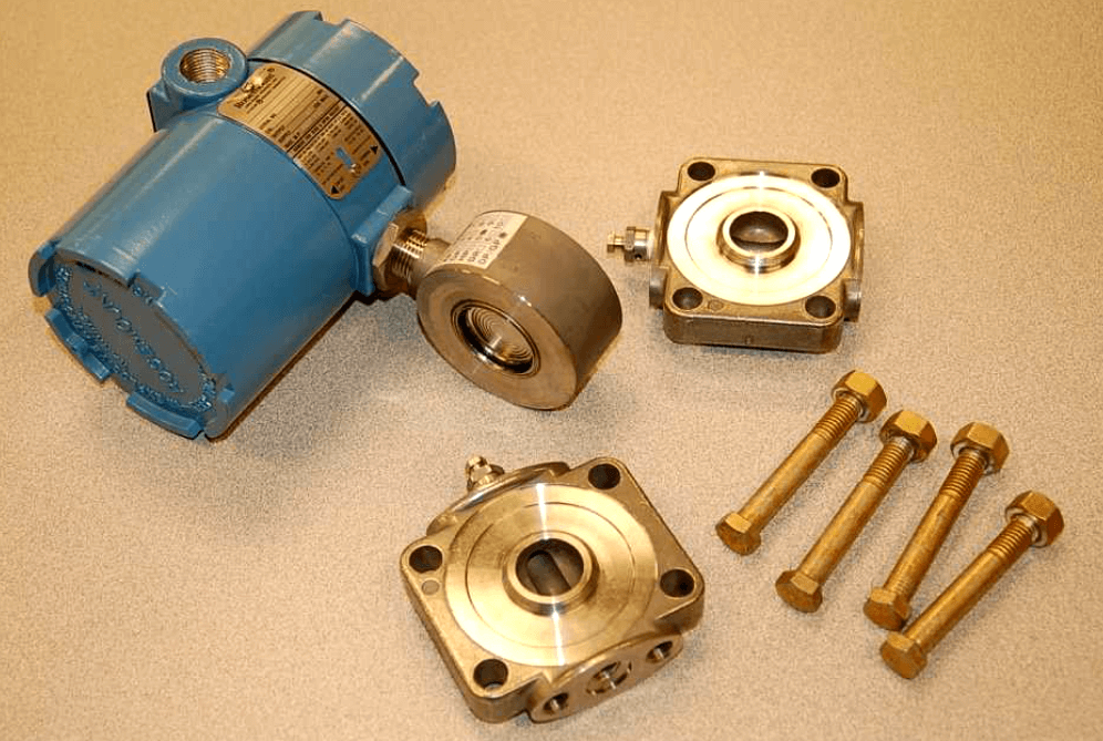 Pressure Transmitter Internal Parts