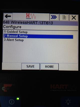 Wireless HART Transmitter Configuration - 3