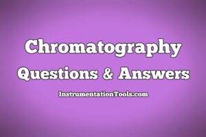Chromatography Questions & Answers
