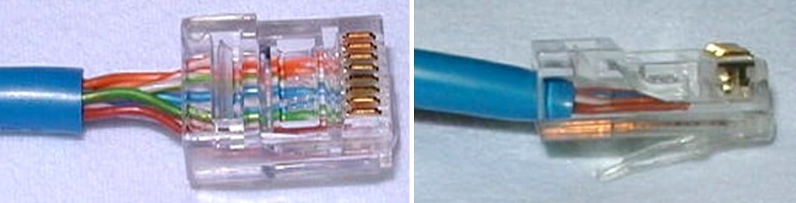 Ethernet Cable Making - 2
