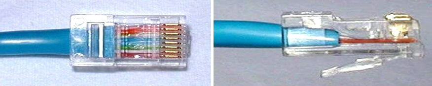 Ethernet Cable Making
