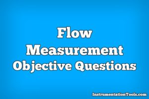 Flow Measurement Questions