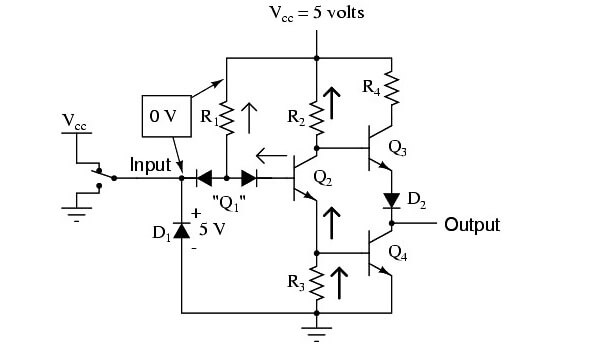 Practical NOT Circuit - 3