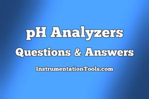 pH Analyzers Questions and Answers