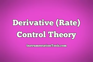 Derivative (Rate) Controller