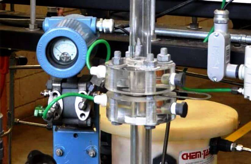 Differential Pressure based Flow Transmitter