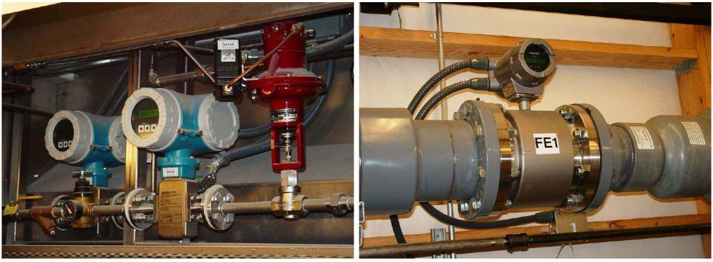 Magnetic Flow Meter Pictures