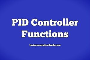 PID Controller Functions