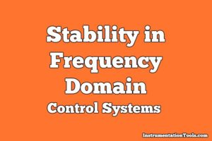 Stability in Frequency Domain