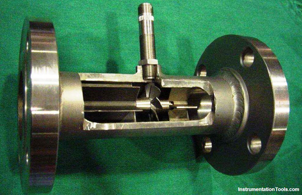 Turbine Flowmeter Parts