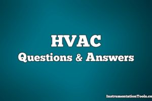 HVAC Questions & Answers