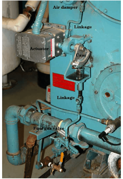 Mechanical ratio-control systems