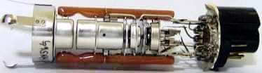 Electron Gun of Cathode Ray Tube