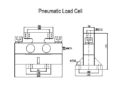 Pneumatic Load Cell Principle