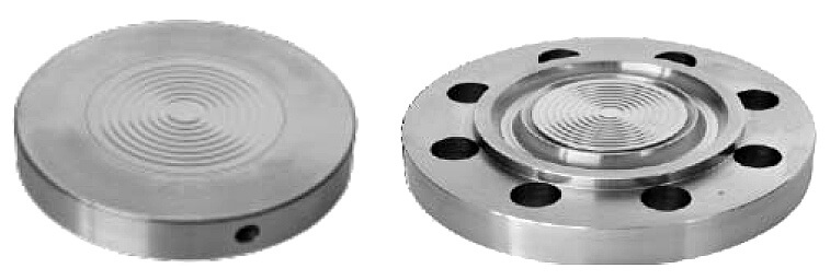DP SM or RTJ diaphragm flanges
