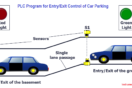 PLC Program for Car Parking