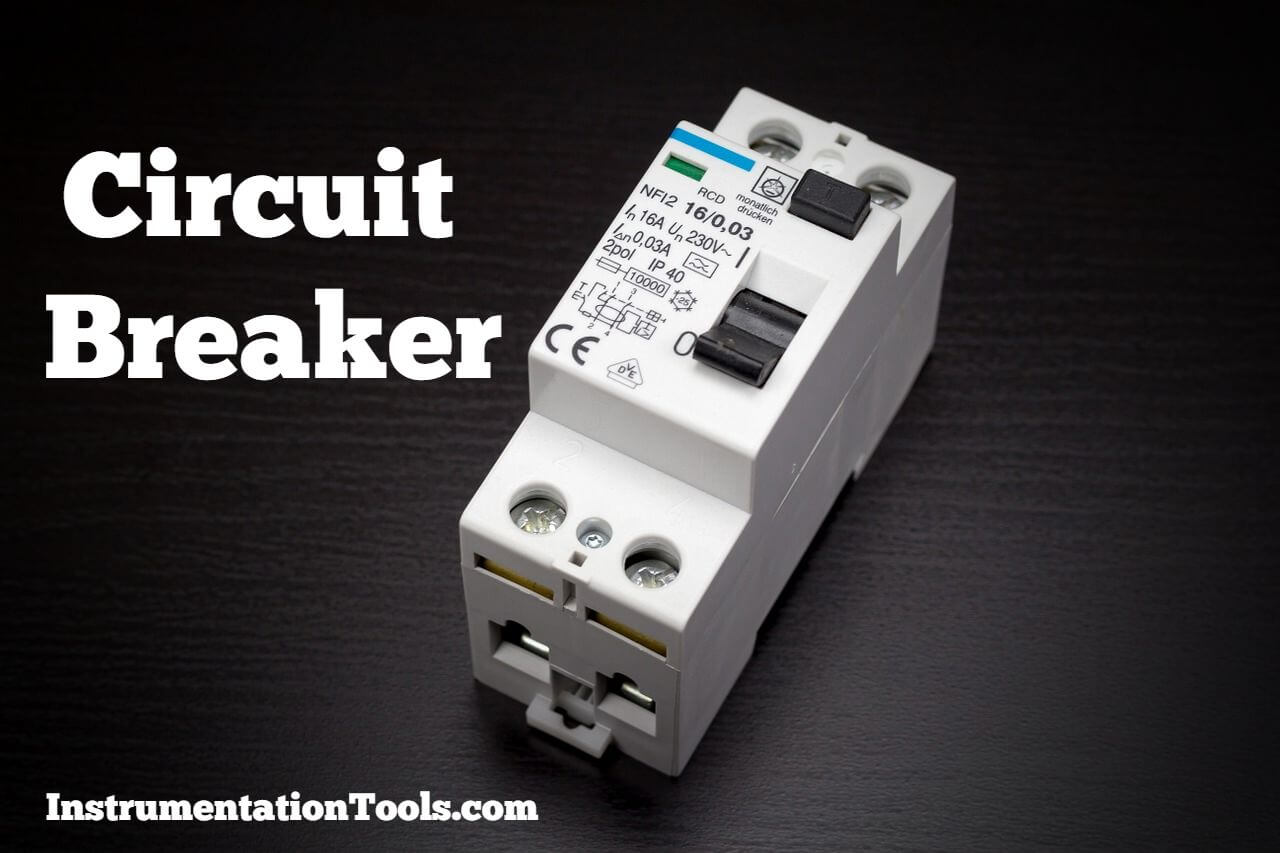 circuit breaker principle
