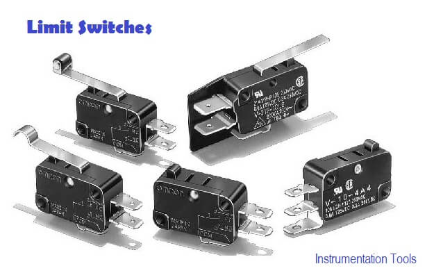 Limit Switch Principle