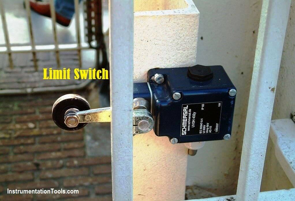 Limit Switch Working Principle