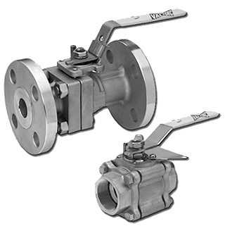Advantages of Metal Seated Ball Valves