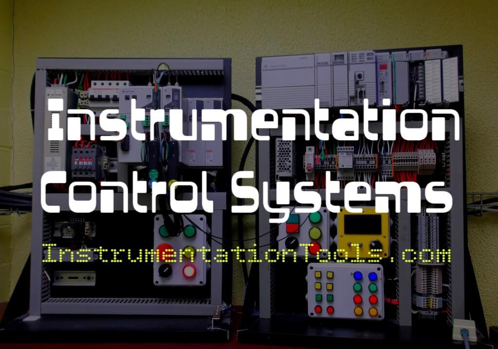 Instrumentation Control Systems