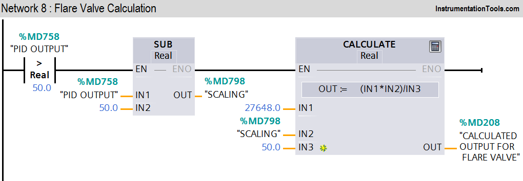 PLC Sequence Control
