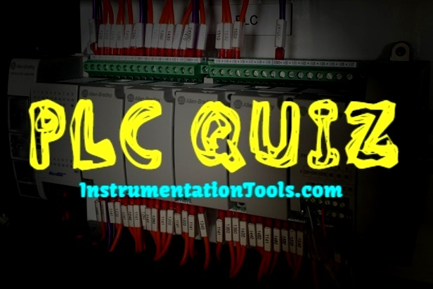 Programmable Logic Controller Quiz