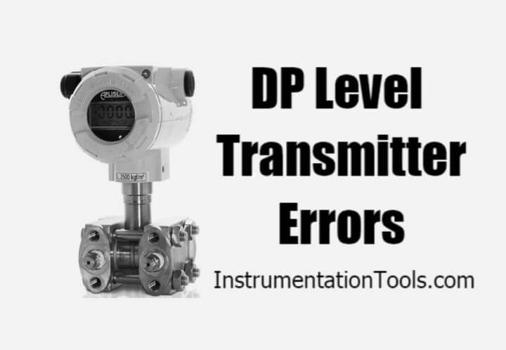 Differential Pressure Level Transmitter Errors