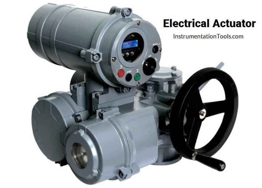 Electric Motor Actuator Parts