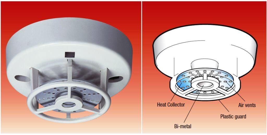 Fixed Temperature Heat Detector