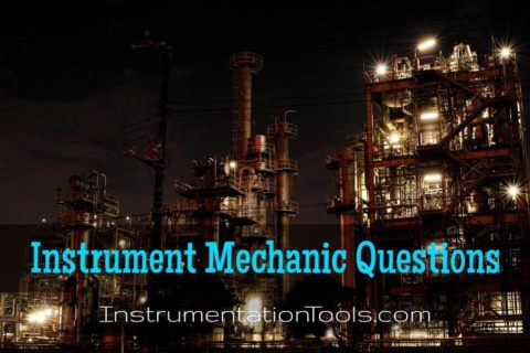 Interview Questions Archives - Instrumentation Tools