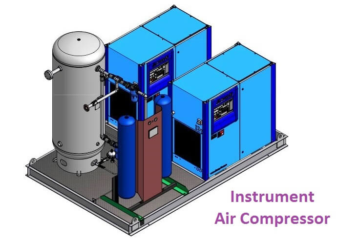Instrument Air Compressor Control Philosophy