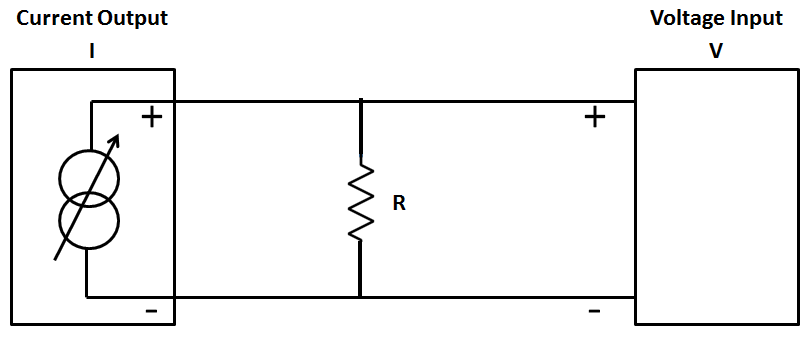 Current to Voltage Conversion Circuit