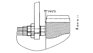Shaft Position in Turbine