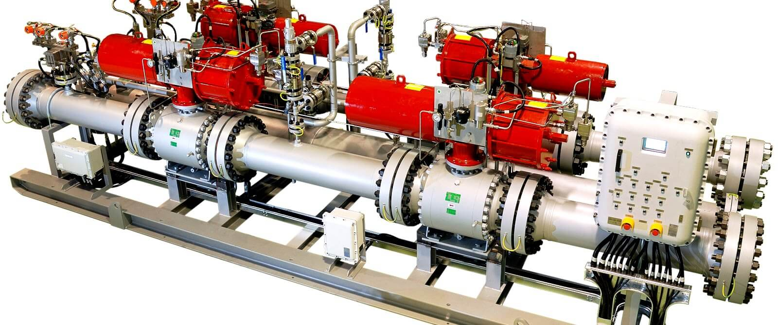 High Integrity Pressure Protection Systems (HIPPS)