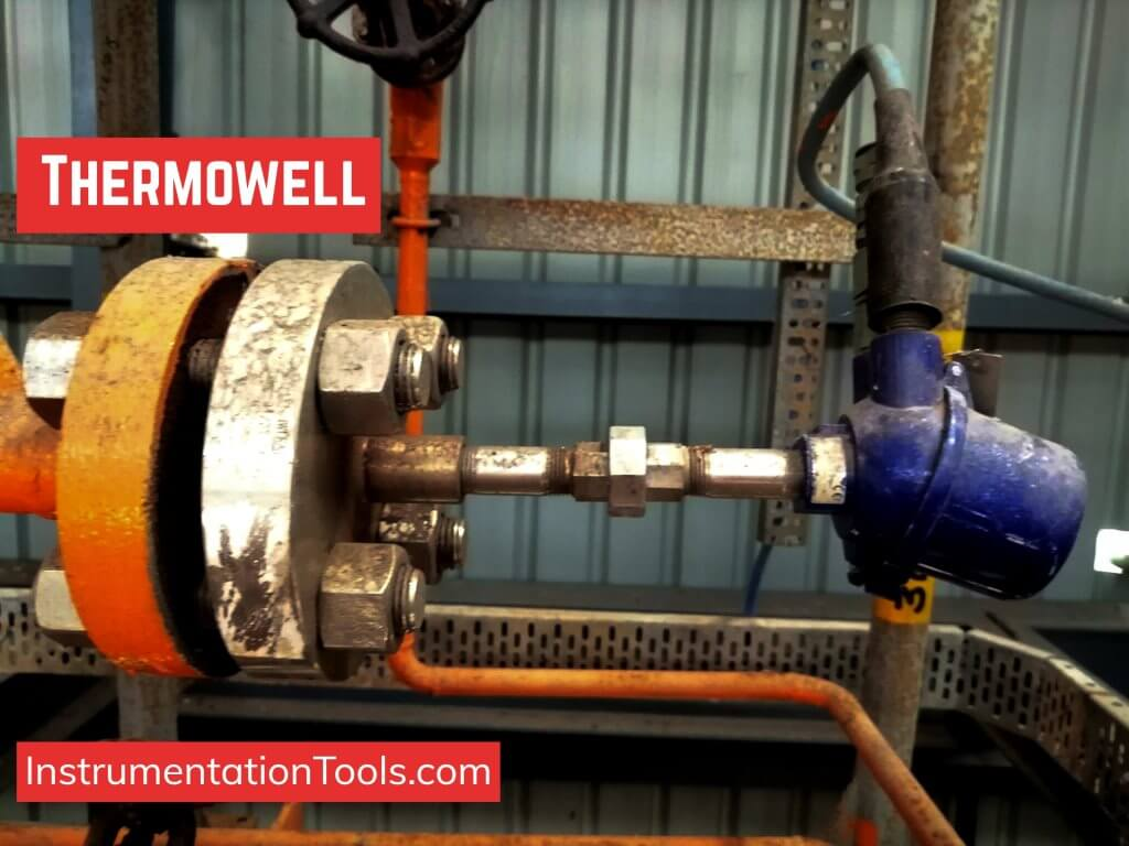 Thermowell Installation near Critical Equipment