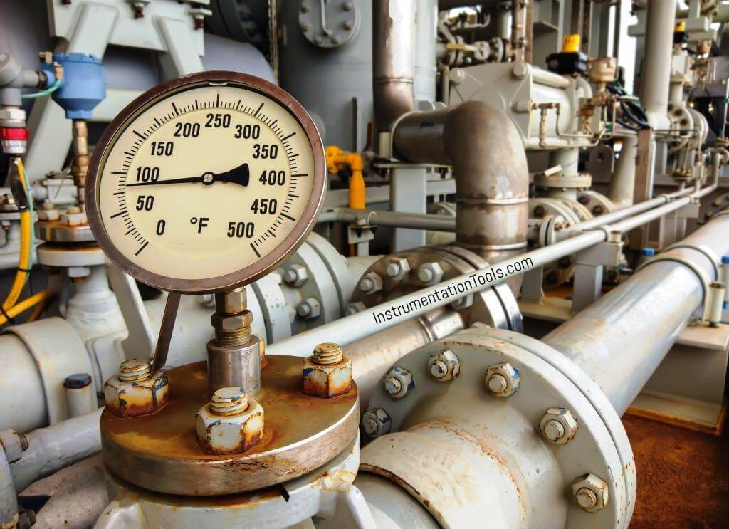 Temperature Gauges and Elements Specifications